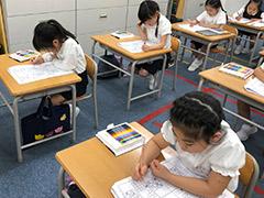 白百合学園小学校コースの特徴